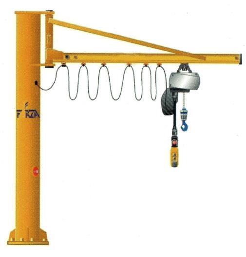 Jib Cranes Suppliers : Jib cranes crane manufacturer supplier mumbai india